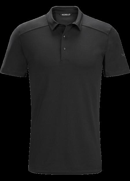 Chilco Polo Shirt SS Men's Black