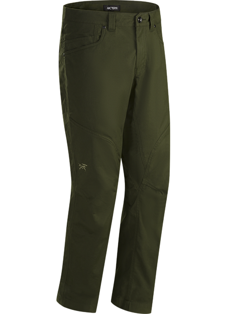 Versatile, heavyweight, workwear inspired pant for weekends, casual hikes and relaxed urban environments.