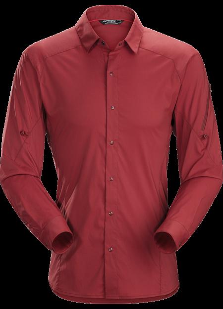 Elaho Shirt LS Men's Pompeii
