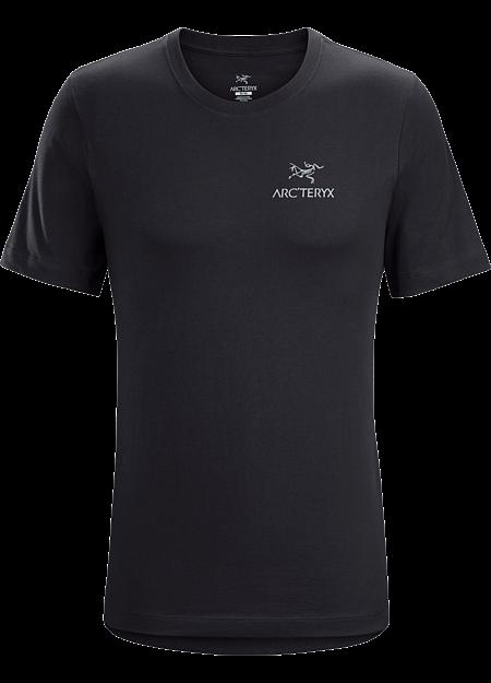 Emblem T-Shirt Men's Black