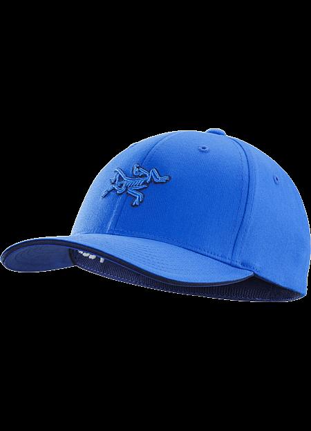 Embroidered Bird Cap  Deja Blue
