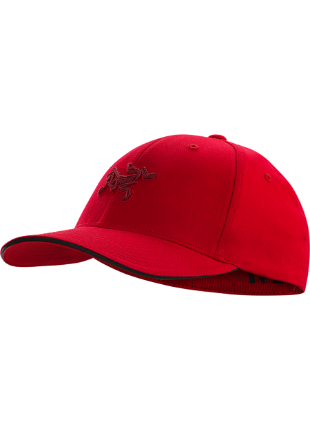 70f7dc8f166 Embroidered Bird Cap   Arc teryx