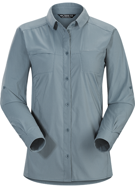 Fernie Shirt LS Women's Masset