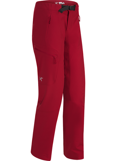 Gamma AR Pant Women's Pomegranate