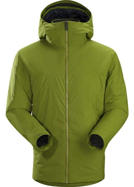 Coreloft™ insulated GORE THERMIUM™ jacket for urban living.