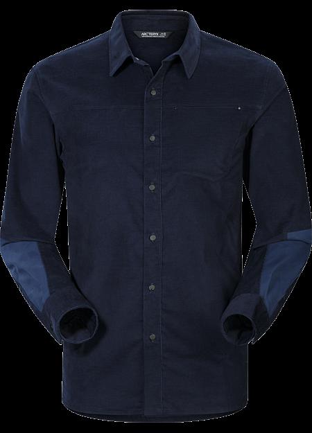 Merlon Shirt LS Men's Kingfisher