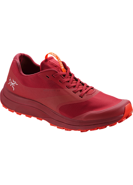 Norvan LD Shoe Men's Red Beach/Safety