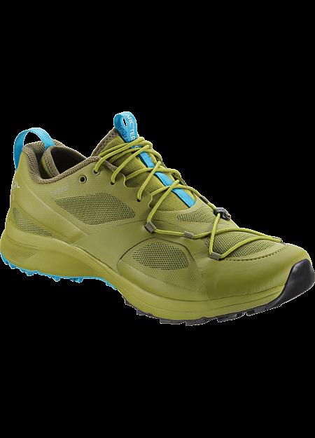 Norvan VT GTX Shoe Men's Carmanah/Hydra Blue