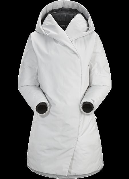 Osanna Coat Women's Athena Grey