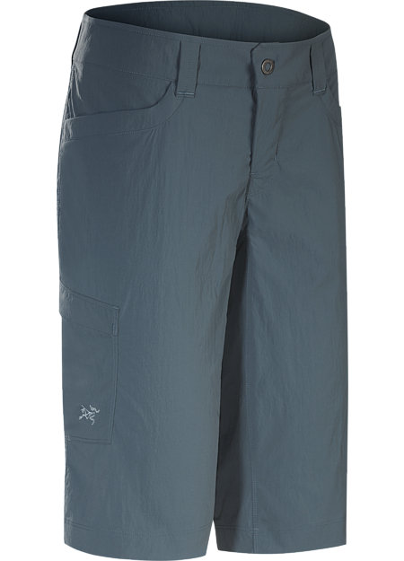 Versatile, lightweight casual hiking short made from highly durable TerraTex™ fabric.
