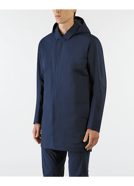 Partition LT Coat Men's Dark Navy