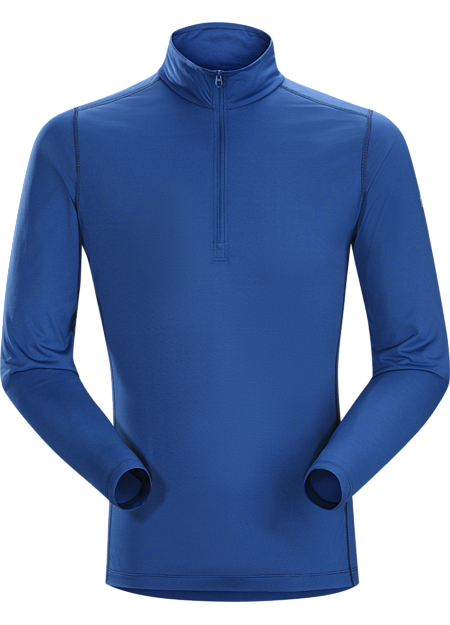 Phase SL Zip Neck LS Men's Triton