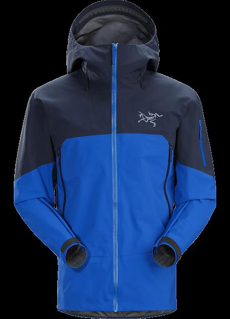 Rush Jacket Men's Blue Northern
