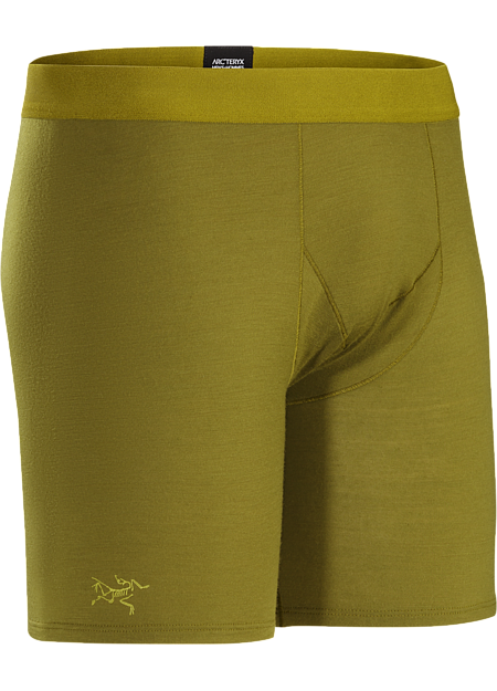 Midweight Merino boxer delivering wool performance with enhanced durability.