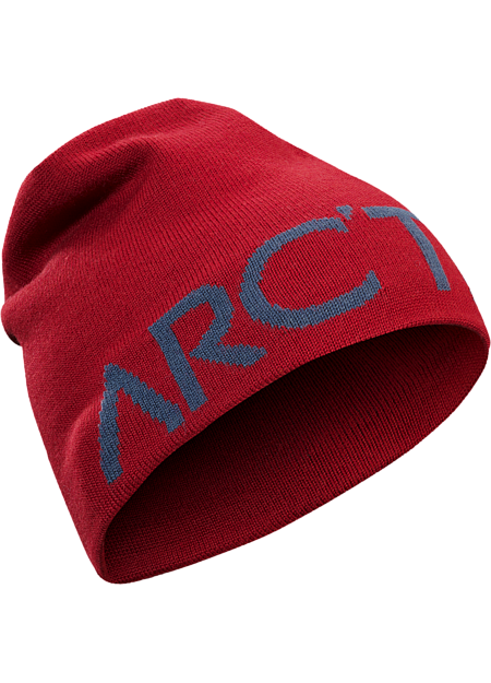 Word Head Long Toque  Red Beach/Nighthawk