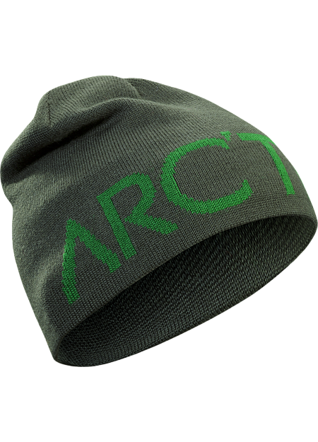 Word Head Toque  Conifer/Canyon