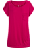 A2B Scoop Neck Shirt SS Women's Ixora