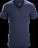 A2B V-Neck Shirt SS Men's Nighthawk