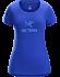 Arc'Word T-Shirt Women's Zaffre