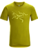 T-shirt Archaeopteryx Men's Olive Amber