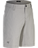 Atlin Chino Short Men's Silversword