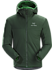 Chaqueta con capucha Atom LT Men's Conifer