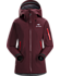Beta SV Jacket Women's Crimson