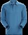 Captive Polo Shirt LS Men's Light Hecate