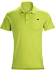 Captive Polo Shirt SS Men's Chloroplast