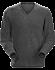 Donavan V-Neck Sweater Men's Dark Grey Heather