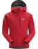 Gamma MX Hoody Men's Red Beach