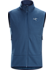Kyanite Vest Men's Hecate Blue
