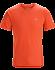 T-shirt Motus Col Rond MC Men's Ember