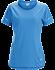 Motus Crew Neck Shirt SS Women's Sonora
