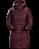 Nuri Coat Women's Crimson