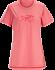 Phasic Evolution Crew SS Women's Lamium Pink