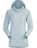 Phasic Sun Hoody Women's Petrikor