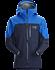 Sabre LT Jacket Men's Blue Northern