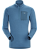 Satoro SV Zip Neck LS Men's Light Hecate