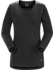 Sirrus Top LS Women's Black Heather