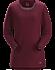 Sirrus Top LS Women's Merbau Heather