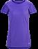 Taema Crew Neck Shirt SS Women's Mauveine