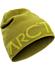 Word Head Long Toque  Olive Amber/Everglade