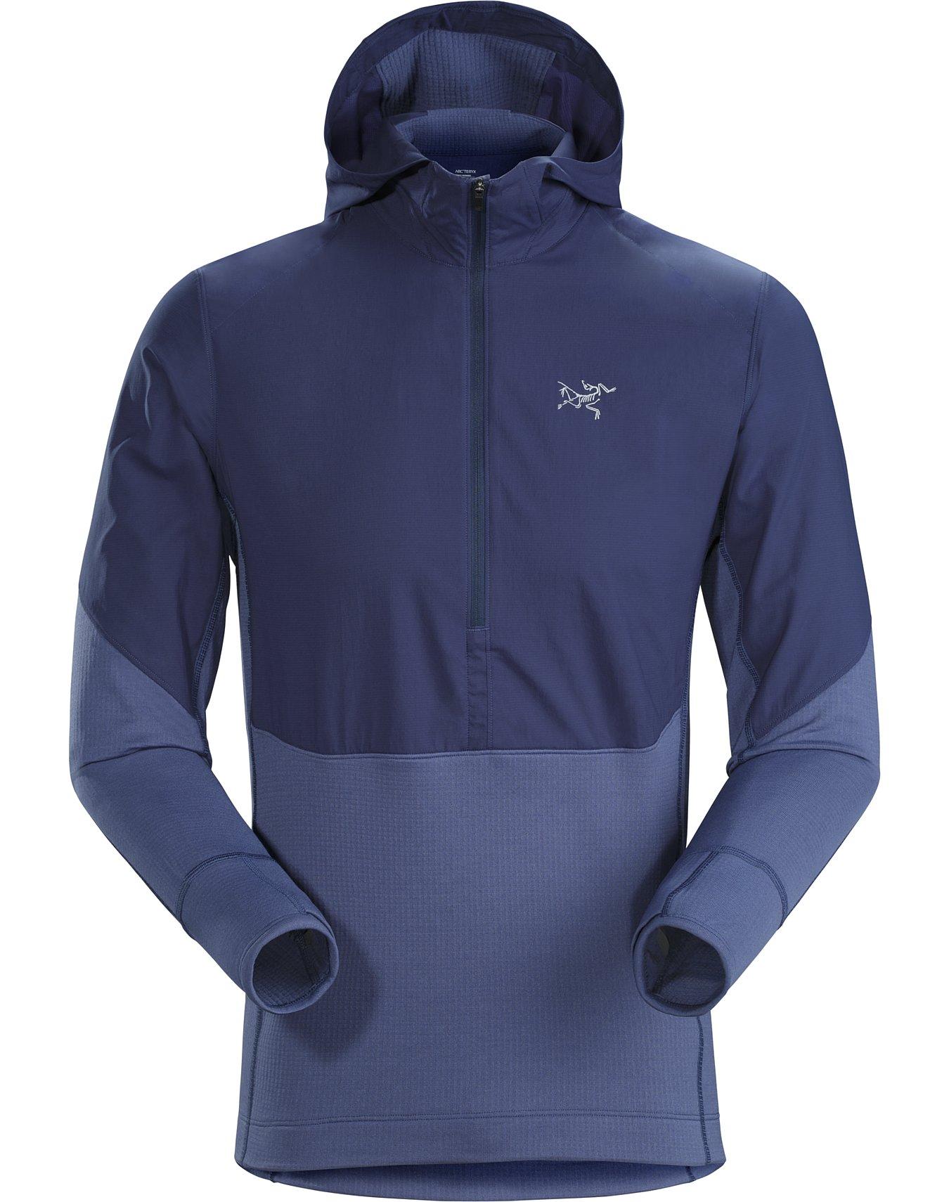 Rock It Herren Zipper Hoodie Kapuzen Sweater Jacke