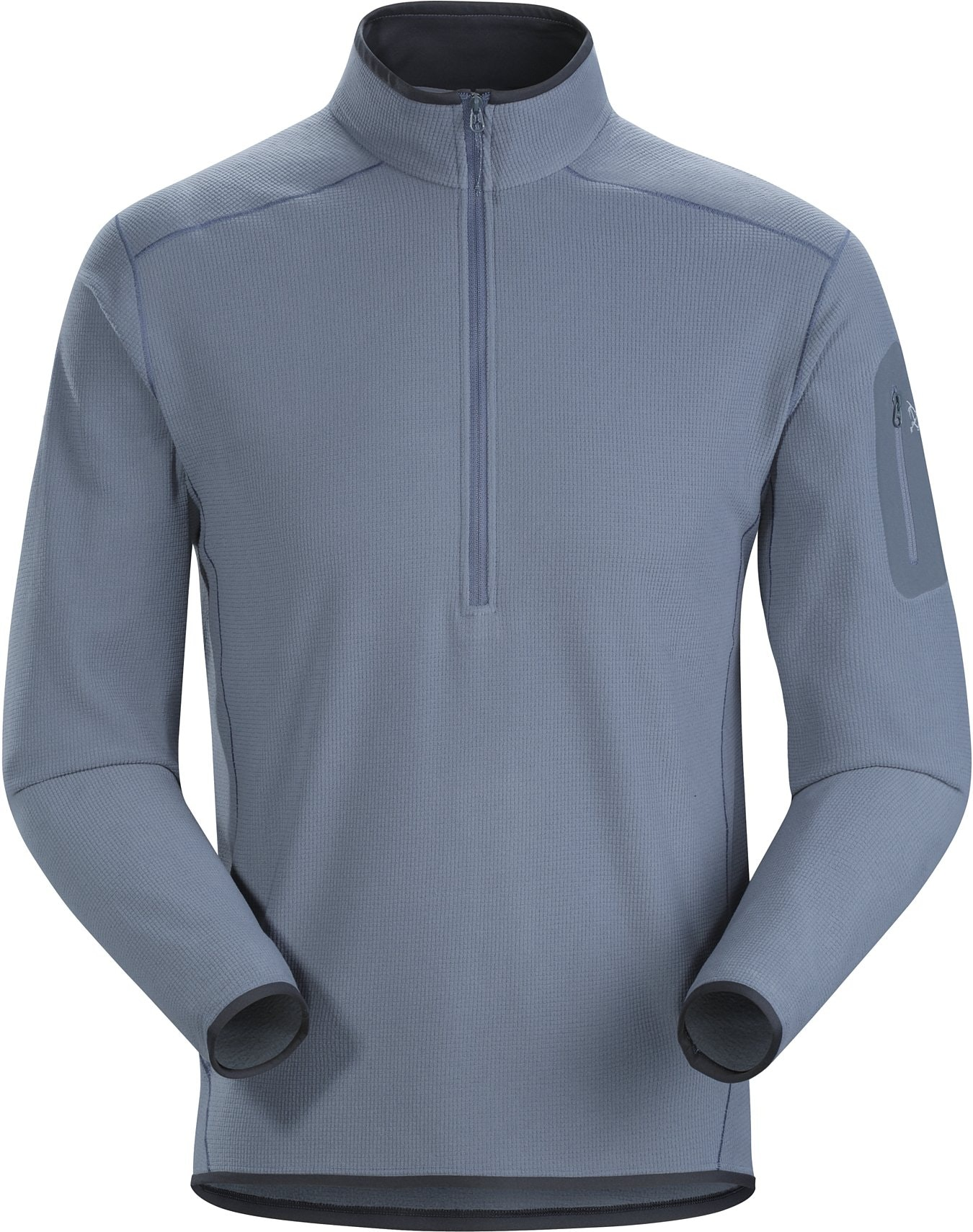Delta LT Zip Neck / Mens | Arc'teryx