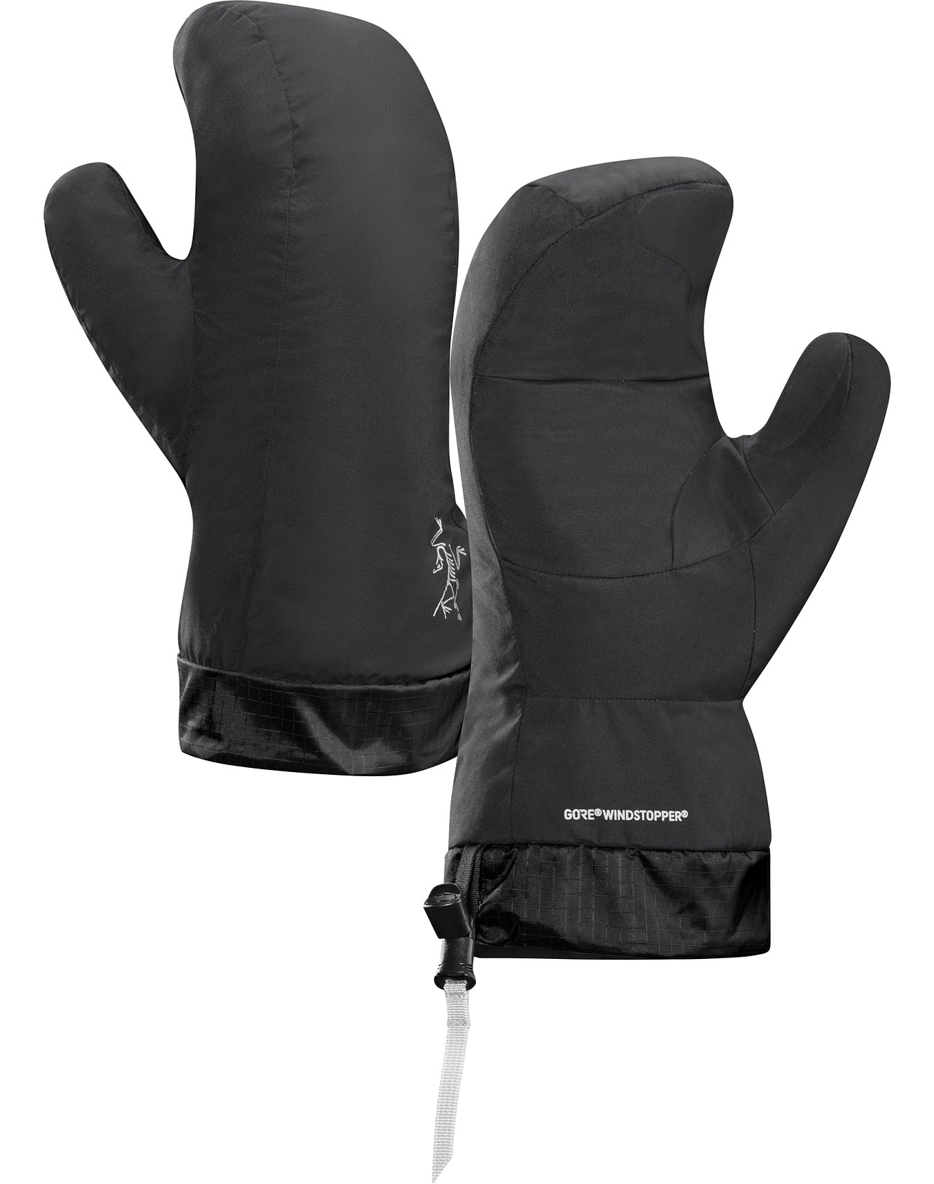 Petit Bateau Girls Glove Liners