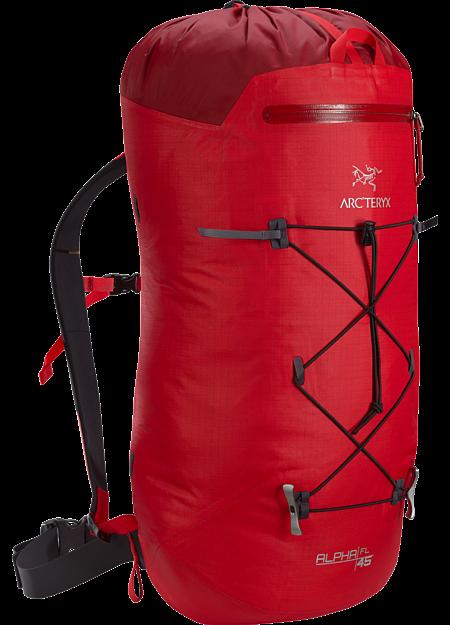 Alpha FL 45 Backpack  Cardinal
