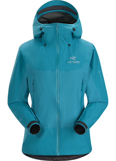 Beta SL Hybrid Jacket Women's Dark Firoza