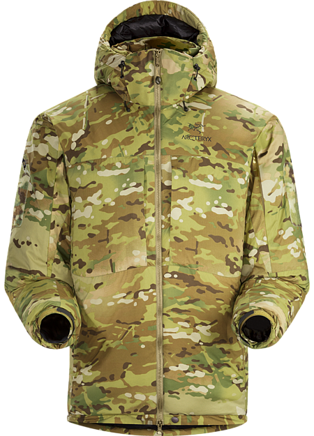Cold WX Jacket SV MultiCam Men's Multicam