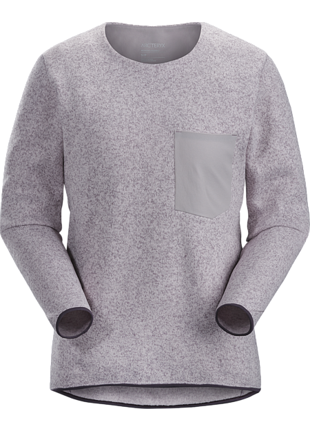 Covert Sweater Women's Crystalline Heather